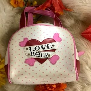 Addicted Love Hater Bag